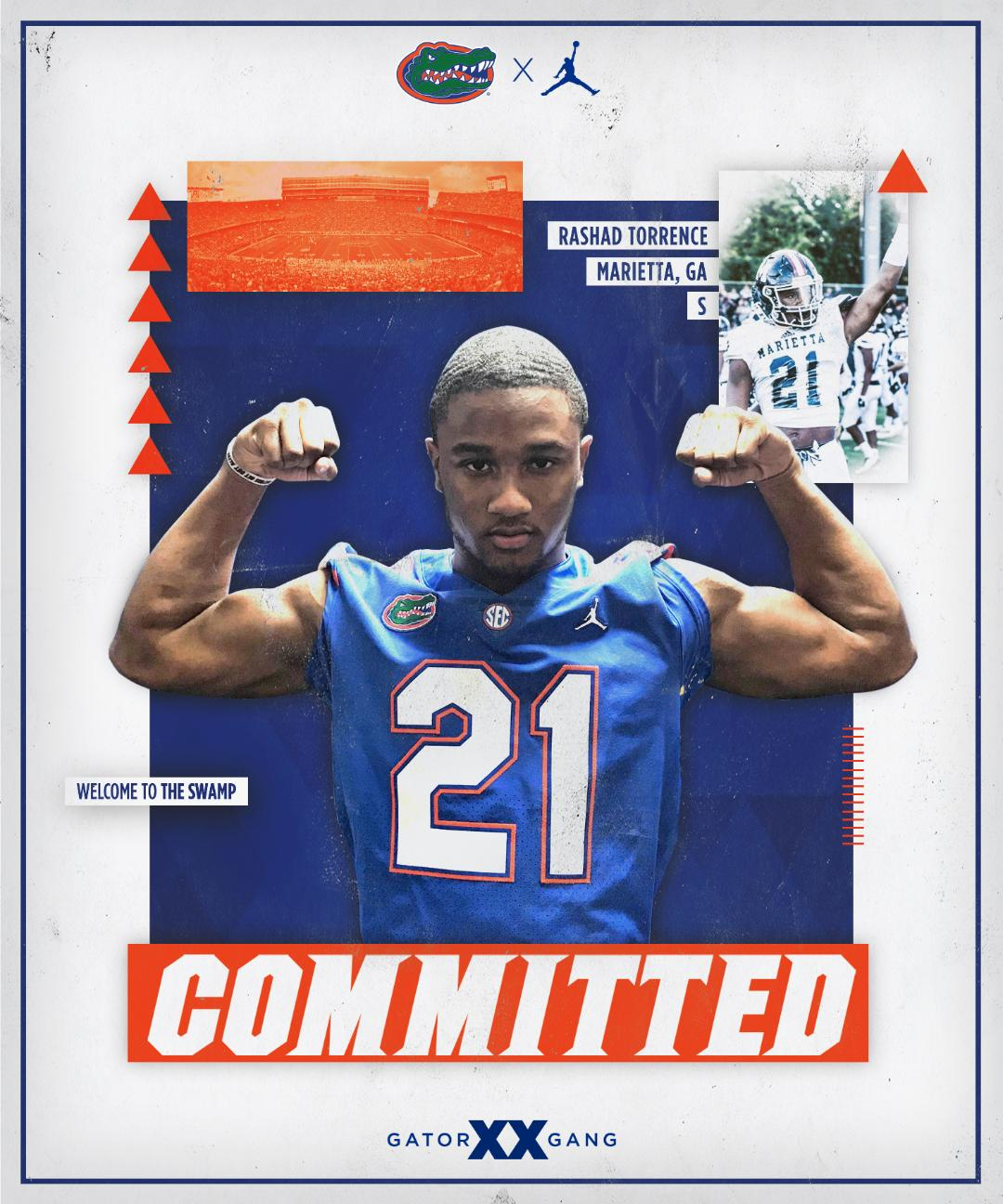 Gators Land Big-Time Out-Of-State Star