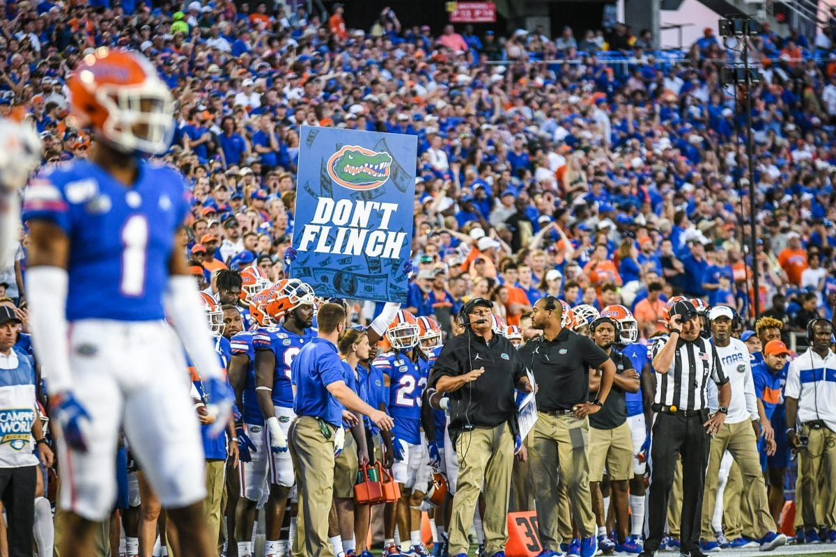Patience Pays Off Again:  Gators Land Another