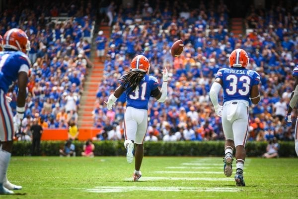 Gators Defensive Backfield – Land of Opportunity