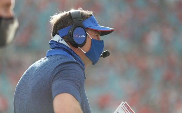 Florida, Notre Dame Announce Home-And-Home